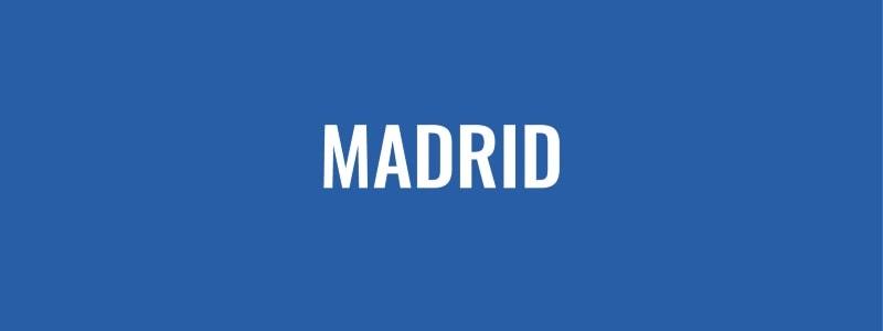 Pasar ITV en Madrid