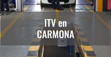 pasar itv en carmona