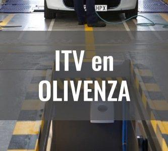 pasar itv en olivenza