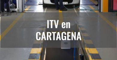 pasar itv en cartagena
