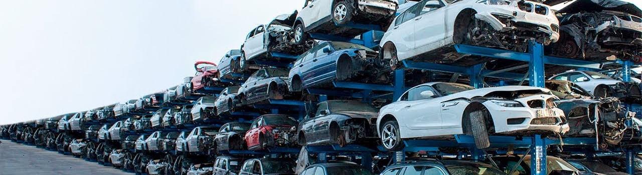 reciclaje de vehículos en el desguace