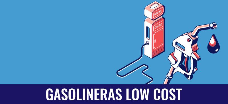 Low Cost gasolineras baratas lleida