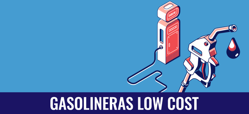 Low Cost gasolineras baratas madrid
