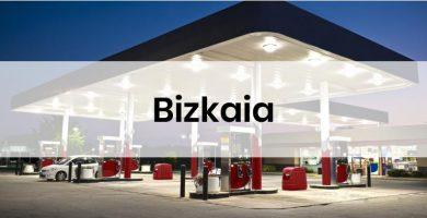 las gasolineras mas baratas de Bizkaia