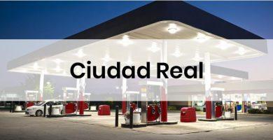 las gasolineras mas baratas de Ciudad Real
