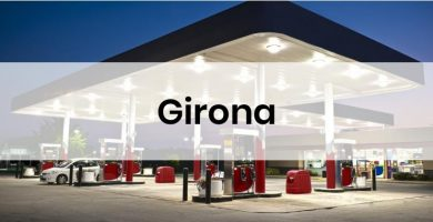 las gasolineras mas baratas de Girona
