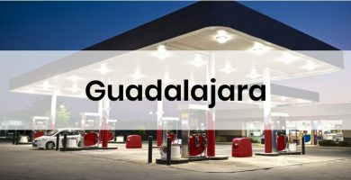las gasolineras mas baratas de Guadalajara