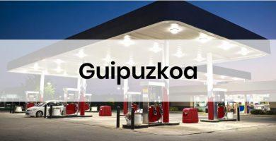 las gasolineras mas baratas de Guipuzkoa