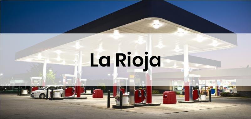 las gasolineras mas baratas de La Rioja