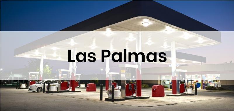 las gasolineras mas baratas de Las Palmas
