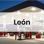 las gasolineras mas baratas de Leon