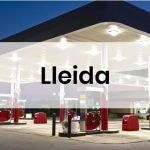 las gasolineras mas baratas de Lleida