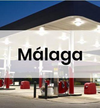 las gasolineras mas baratas de Malaga