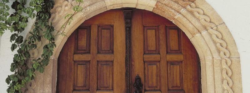puertas de acceso a tu hogar visto por un cerrajero